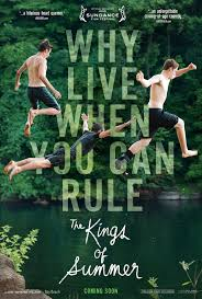 the kings of summer movie for teen guys