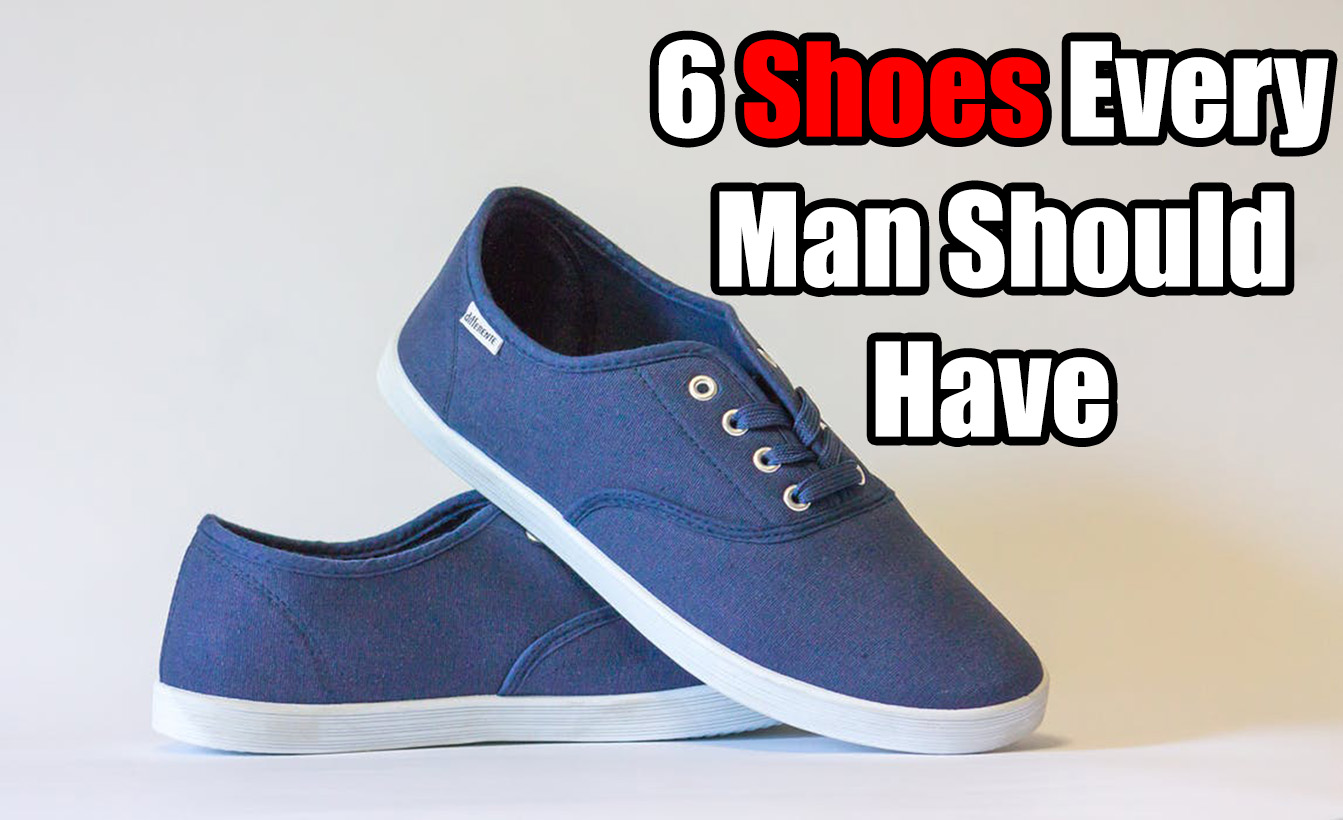 shoes every teenage guy should have