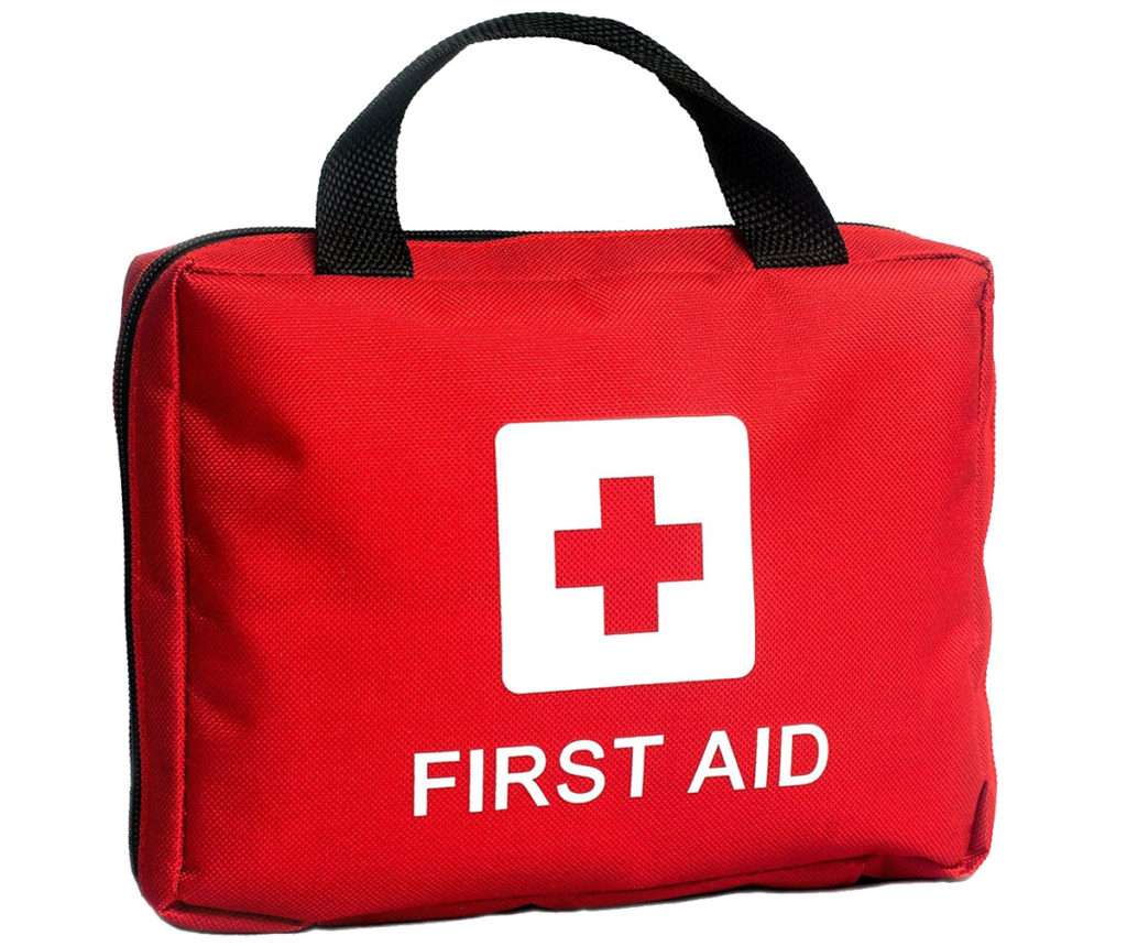 first aid kit for college dorm room