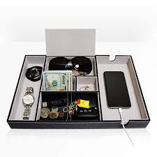 valet tray for college guys