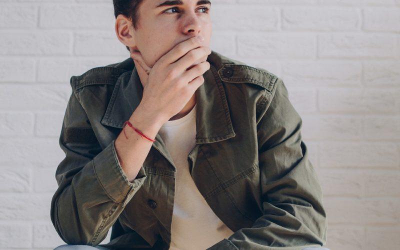 clear skin for teenage guys