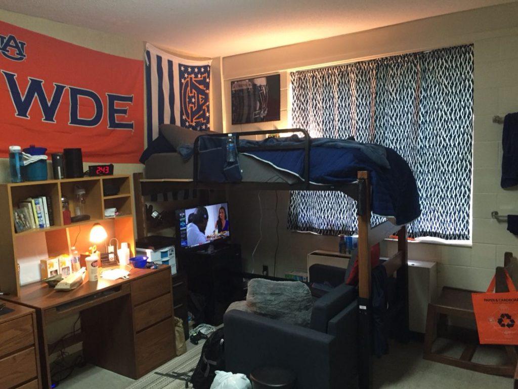 High Loft Bed