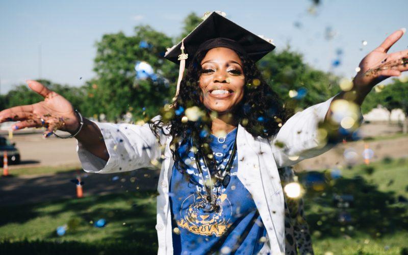 Graduating High School at 16