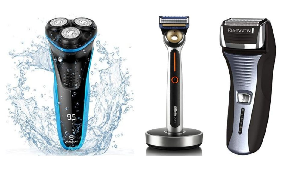 different types of razors for teenage guys