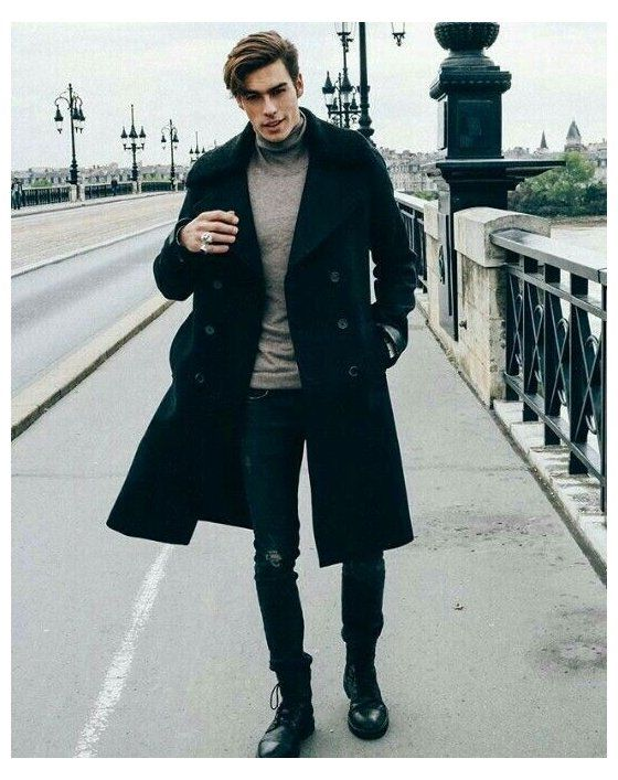 stylish winter outfits for teenage guys