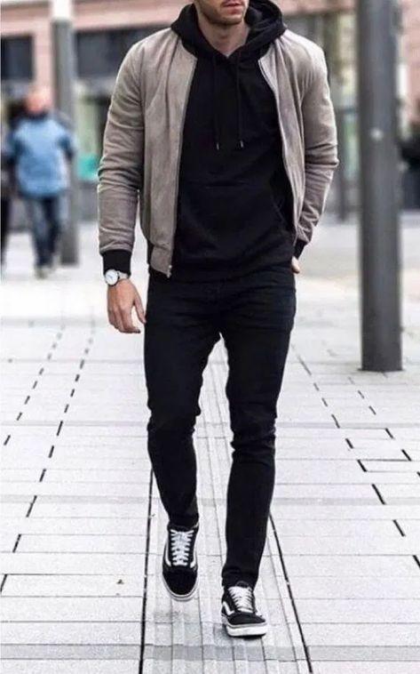 double jacket oufit