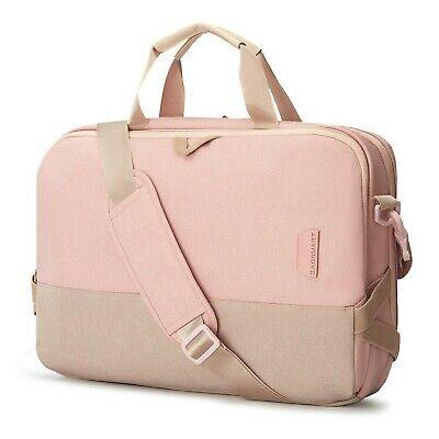 BAGSMART 15.6 Inch Laptop Shoulder Bag Briefcase