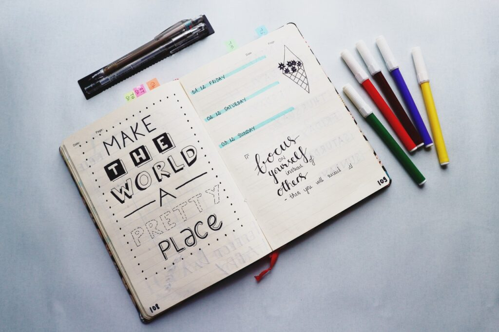 journaling for teenagers