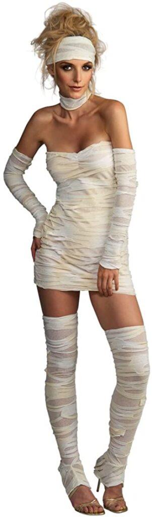 mummy halloween costume