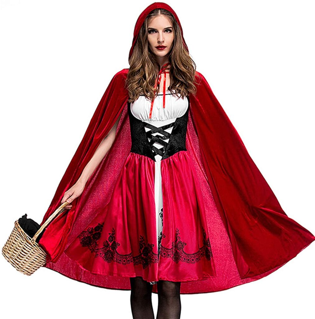 little red riding hood halloween costumes for teenage girls