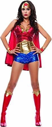 wonder woman costume for teenage girls