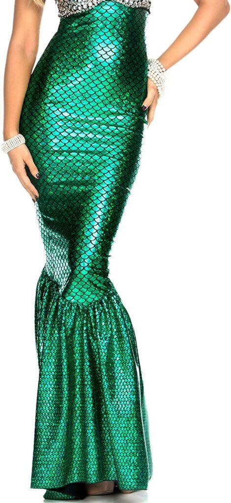 mermaid costume for women