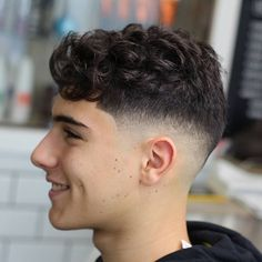 wavy haircuts for teen boys