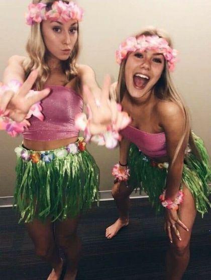 hula halloween costumes for teenage girls 2021