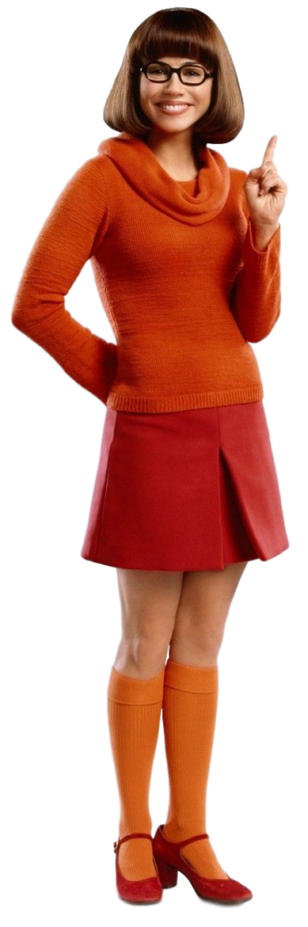 velma costume for teen and college girls