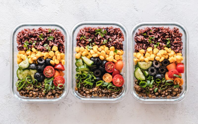 how to meal prep as a teenager