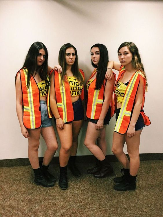 construction worker halloween costumes for teenage girls 2021