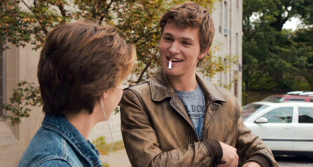 the fault in our stars movie for teens