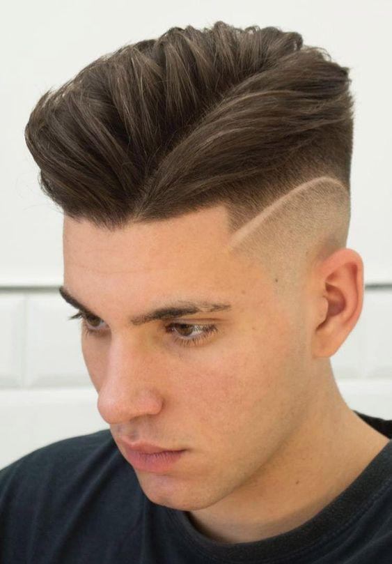 Undercut hairstyles for teenage guys