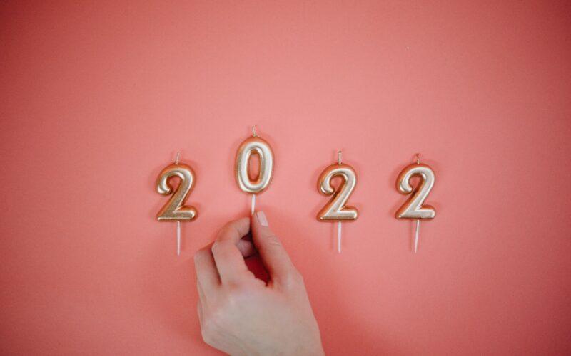 New Year's Resolutions for Teenagers in 2022