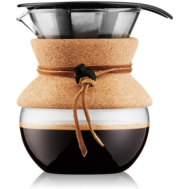 Bodum Best Pour Over Coffee Maker for Dorms