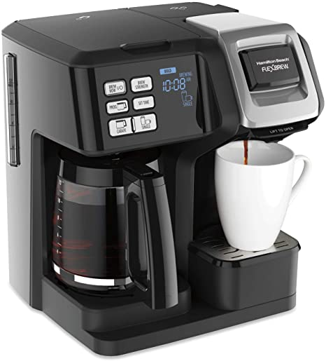 2-Way Coffee Maker for College