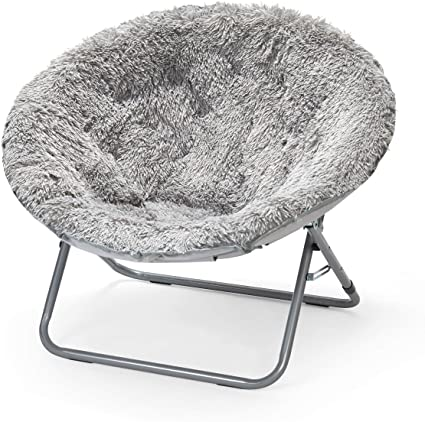 dorm room saucer chair for college