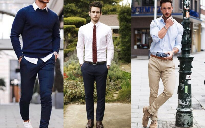 what should a teenage guy wear to a job interview